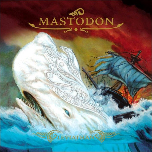 Blood And Thunder Mastodon
