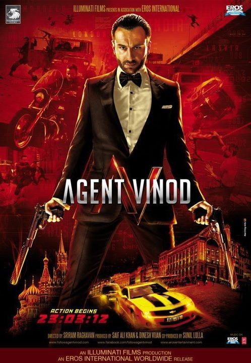 Raabta (Night In Motel) (Agent Vinod / Агент Винод)