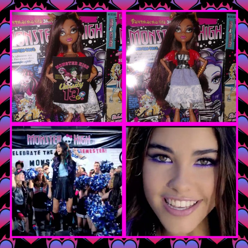 We Are Monster High Madison Beer