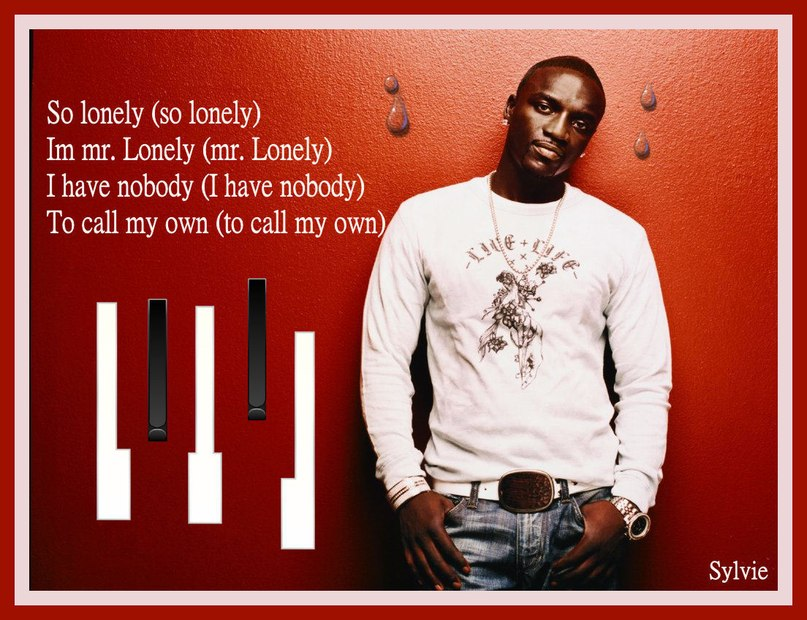 Mr. Lonely Akon