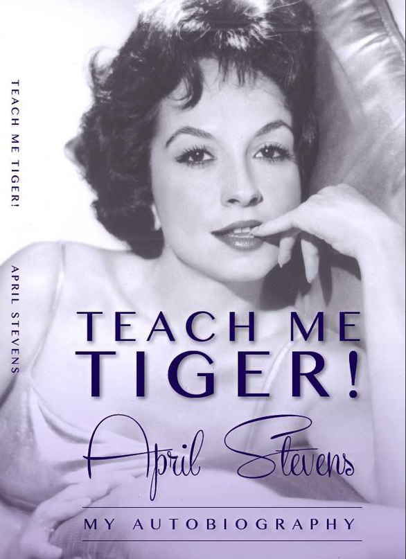 Teach Me Tiger April Stevens